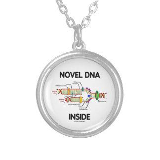 Interior de la DNA de la novela humor de la biolo Joyerias