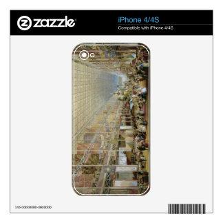 Interior de la gran exposición de todas las nacion iPhone 4S skins