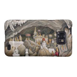 Interior de la gruta de Nam Hou, Laos, de 'Atl Samsung Galaxy SII Carcasas