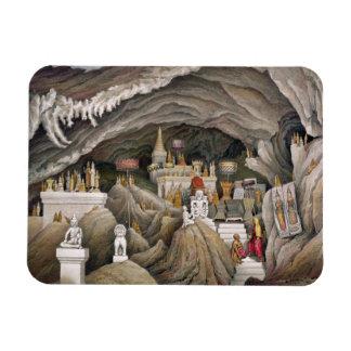 Interior de la gruta de Nam Hou, Laos, de 'Atl Iman Flexible