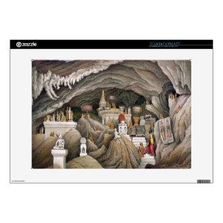 Interior de la gruta de Nam Hou, Laos, de 'Atl 38,1cm Portátil Calcomanías