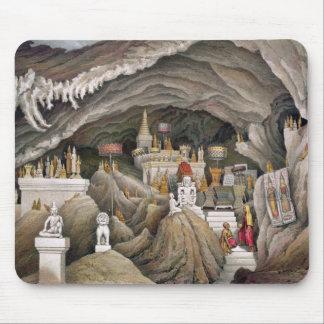 Interior de la gruta de Nam Hou, Laos, de 'Atl Alfombrilla De Raton