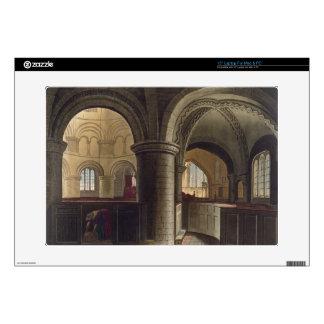 Interior de la iglesia del sepulcro santo, Camb Calcomanías Para Portátiles