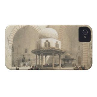Interior de la mezquita del EL Ghoree, Ca del Case-Mate iPhone 4 Cobertura