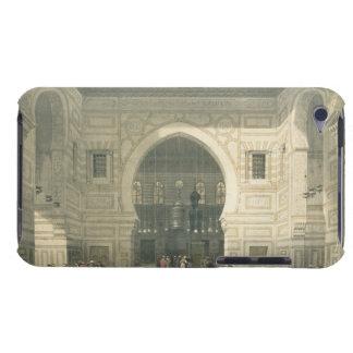 Interior de la mezquita del sultán Hasan, El Cairo iPod Touch Carcasas