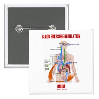 Interior de la regulación de la presión arterial pin