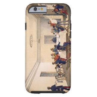 Interior de los cuartos principales de señor funda resistente iPhone 6