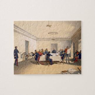 Interior de los cuartos principales de señor Ragla Puzzles