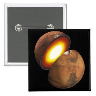 Interior de Marte Pins