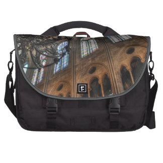 Interior de Notre Dame Bolsas Para Ordenador