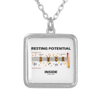 Interior de reclinación del potencial (transporte colgante cuadrado