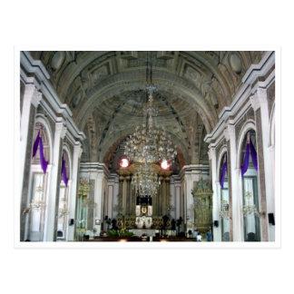 interior de San Agustin Postal