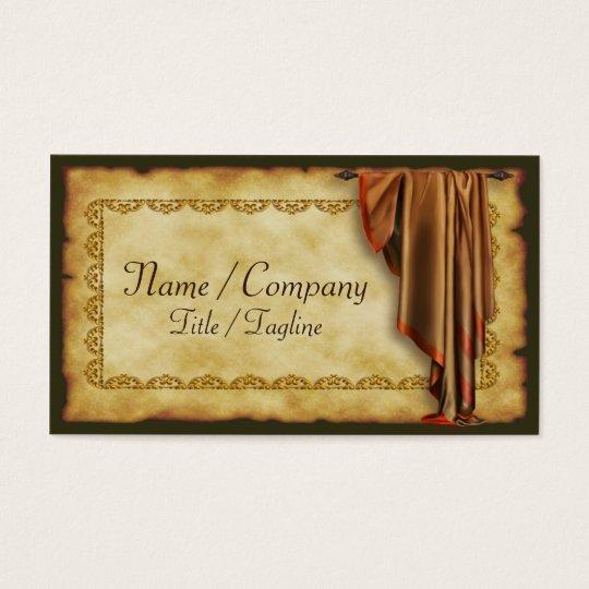 Interior Decorater Business Card