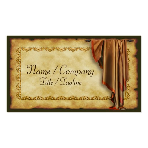 Interior Decorater Business Card Templates