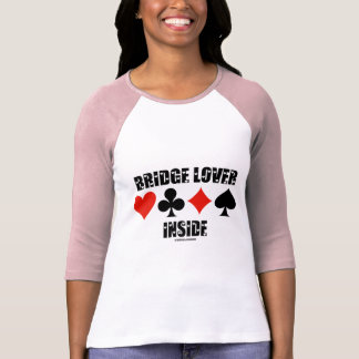 Interior del amante del puente (actitud duplicado playera