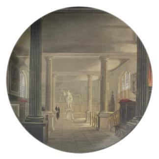 Interior del colegio de abogados, Cambridge, 'del  Platos De Comidas
