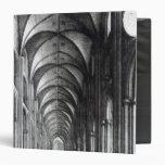 """Interior del cubo de San Pablo, 1658 Carpeta 1 1/2"""""""