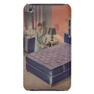 Interior del dormitorio del encanto de la regencia iPod touch Case-Mate fundas