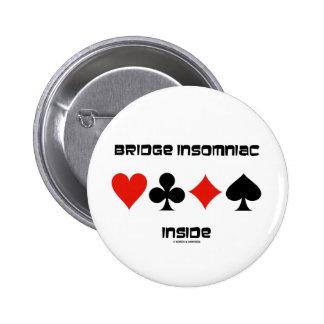 Interior del Insomniac del puente (cuatro juegos d Pins