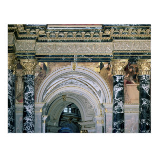 Interior del museo de Kunsthistorisches Postales