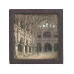 Interior del palacio, Madura, placa XV de 'Ori Cajas De Regalo De Calidad