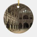 Interior del palacio, Madura, placa XV de 'Ori Adorno