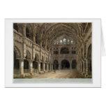 Interior del palacio, Madura, placa XV de 'Ori Felicitaciones