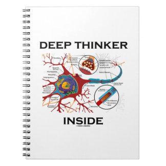 Interior del pensador profundo (sinapsis de la neu cuadernos
