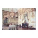 Interior del Salle du Conseil 1701-55 Lona Envuelta Para Galerías