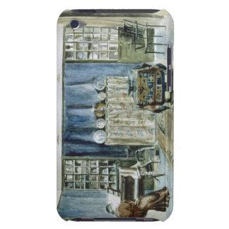Interior del señorío de Kelmscott (w/c en el papel Barely There iPod Coberturas