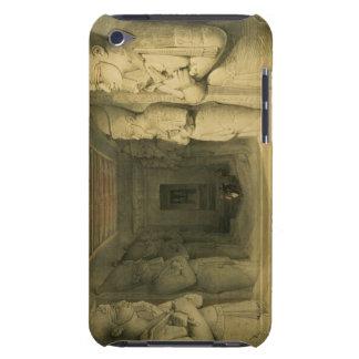 """Interior del templo de Abu Simbel, de """"Egipto iPod Case-Mate Carcasas"""