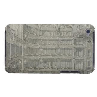 Interior del último teatro real, carril de Drury,  iPod Touch Case-Mate Cárcasas