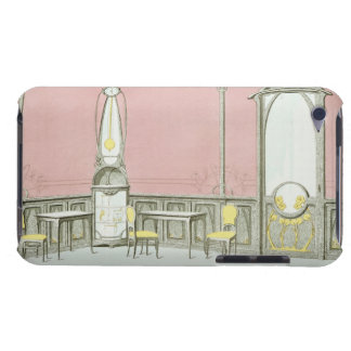 Interior design for a brasserie, illustration from iPod touch case