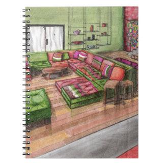 Interior Design Notebooks