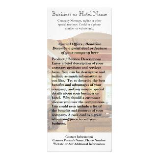 Interior Design or Hotel Rack Cards Template