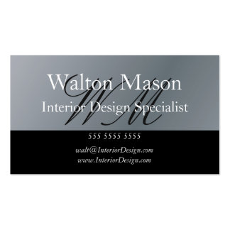 Interior Design Specialist Double-Sided Standard Business Cards (Pack Of 100)