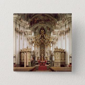Interior, designed by Balthasar Neumann  1734-54 Button