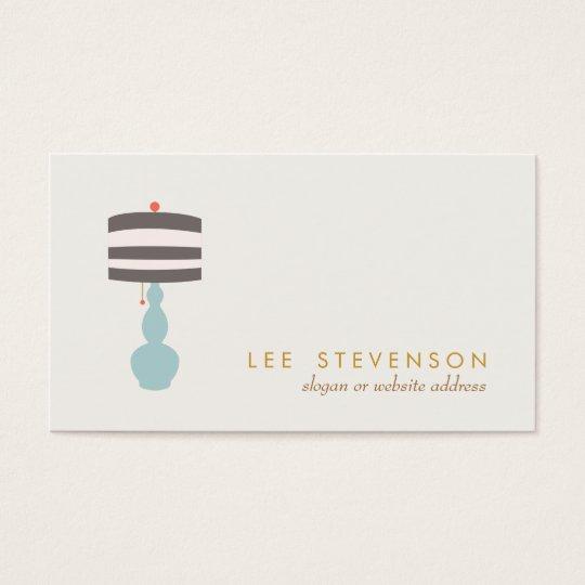 Interior Designer Home Decorating Decor Business Card