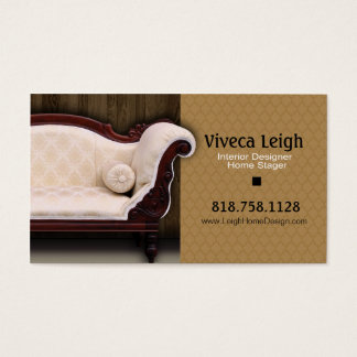 Home Furnishings Business Cards & Templates | Zazzle
