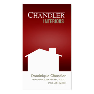 Asid business cards templates zazzle for Interior design consultant