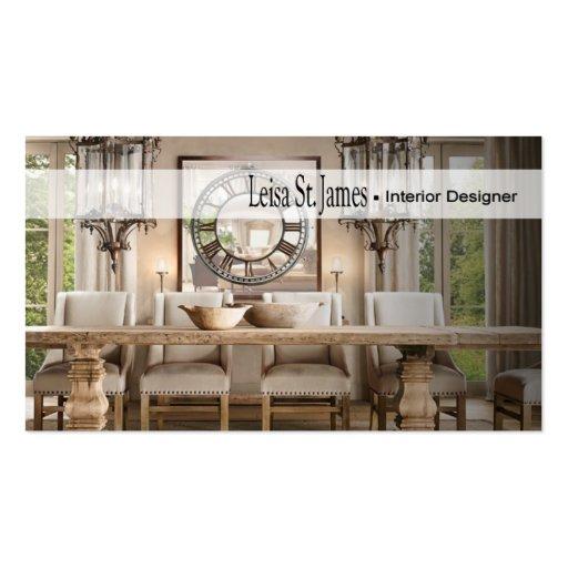 Interior Designer I Home Stager Design Stylist