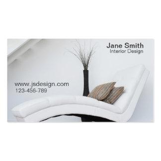 Interior Designer Interior Decorator, Color Design Business Card