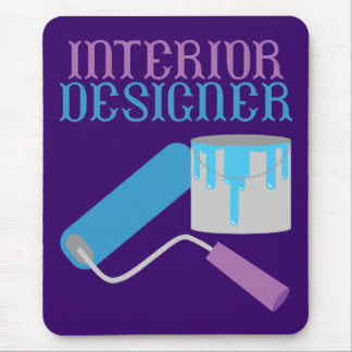 Interior Designer Mouse Pad