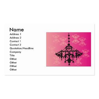 Interior Designer or Boutique Business Card