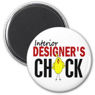 INTERIOR DESIGNER'S CHICK MAGNET