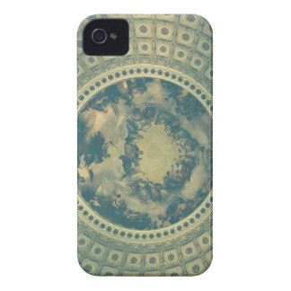 Interior Dome of the Capitol Building iPhone 4 Cover