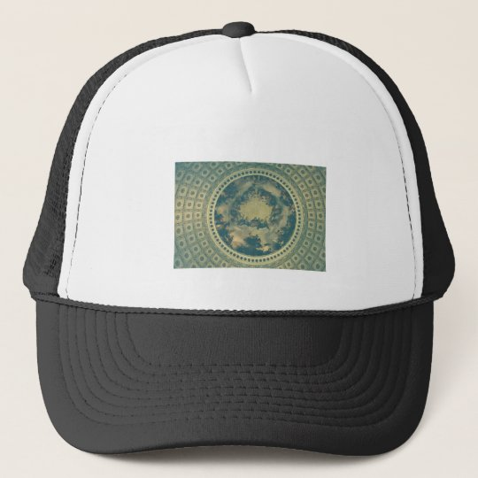 Interior Dome of the Capitol Building Trucker Hat