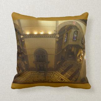 Interior Duomo Pillow, Choice Throw Pillow