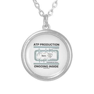 Interior en curso de la producción del ATP Pendiente Personalizado