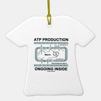 Interior en curso de la producción del ATP Adorno De Navidad